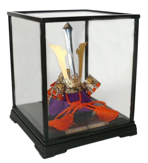 Шлем самурая интерьерное украшение