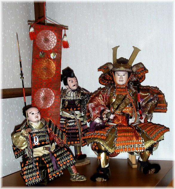 Кукольный дом Samurai-dolls